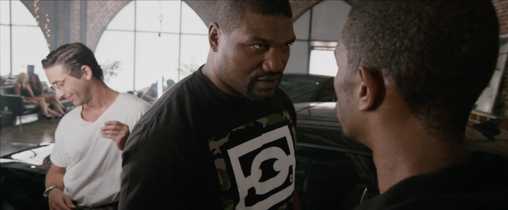 Kevin L. Walker and Quinton Rampage Jackson Starring in Vigilante Diaries