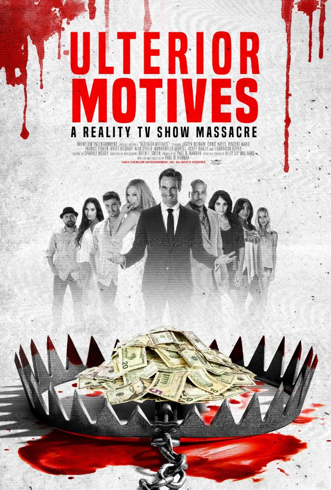 Ulterior Motives: Reality TV Massacre - Donnabella Mortel