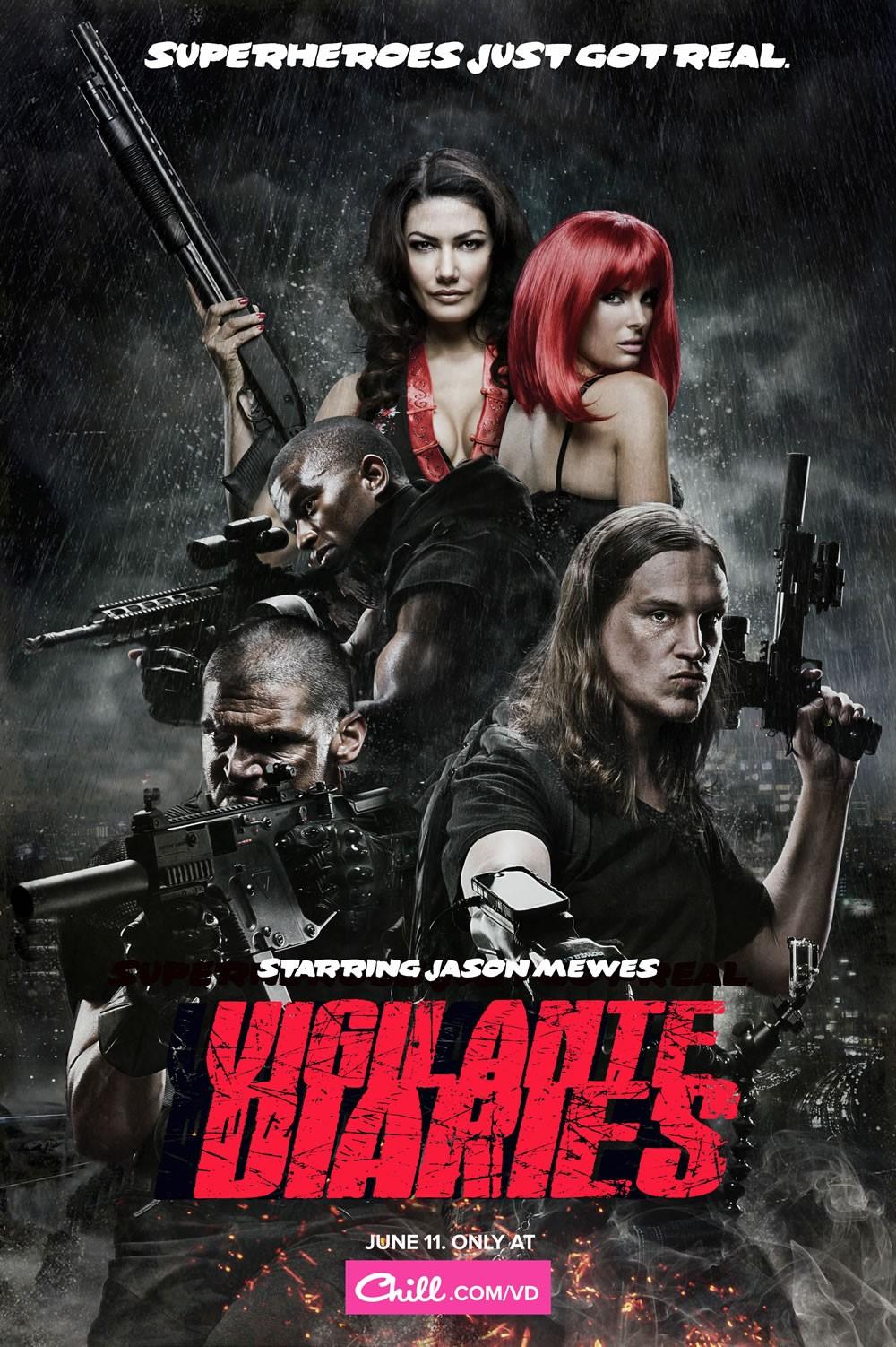 vigilante-diaries-poster- kevin L. Walker