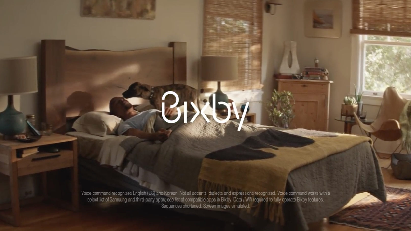 Kevin L. Walker / Samsung Bixby / Commercial Still