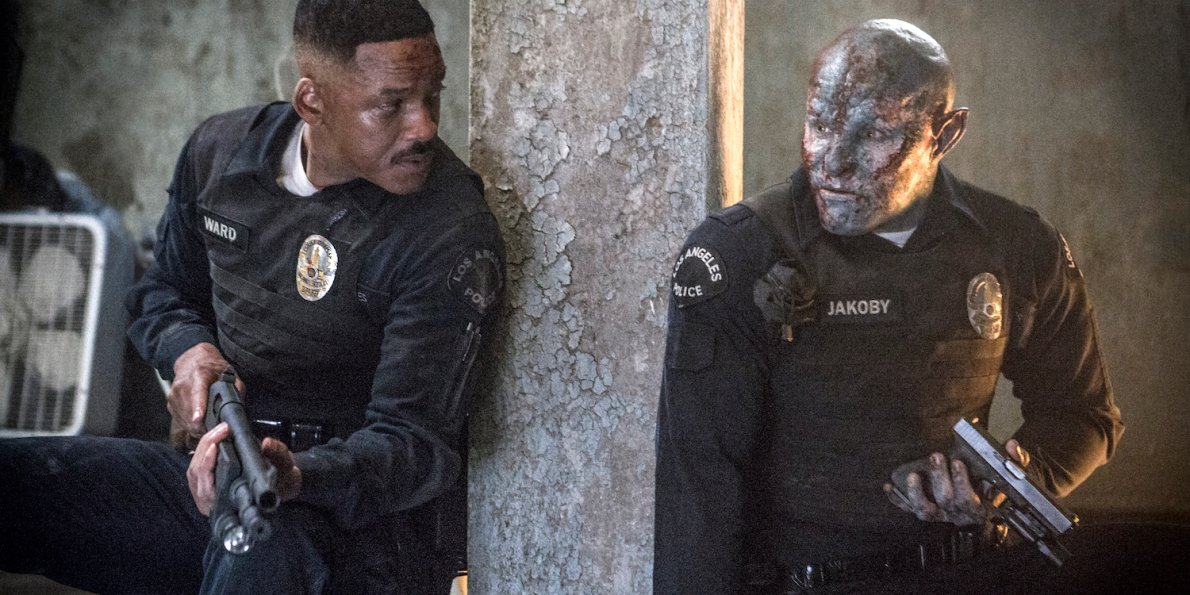 Netflix's 'Bright' Shines Artistic Light on Discrimination and Racism