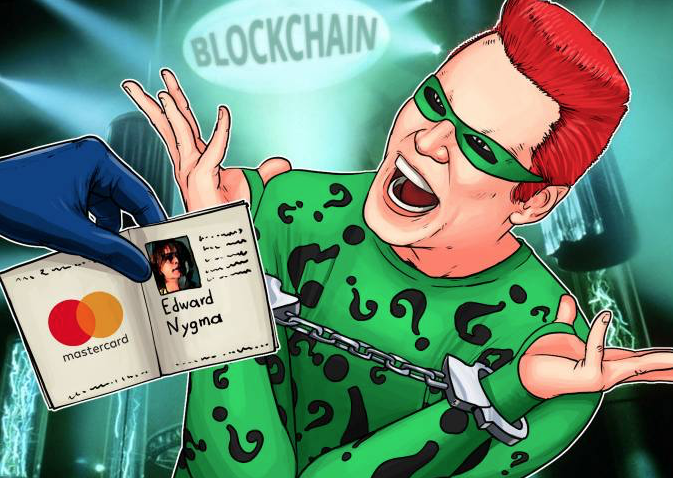 Mastercard Files for Blockchain Identity Patent - Competition for Ontology (ONT) ?