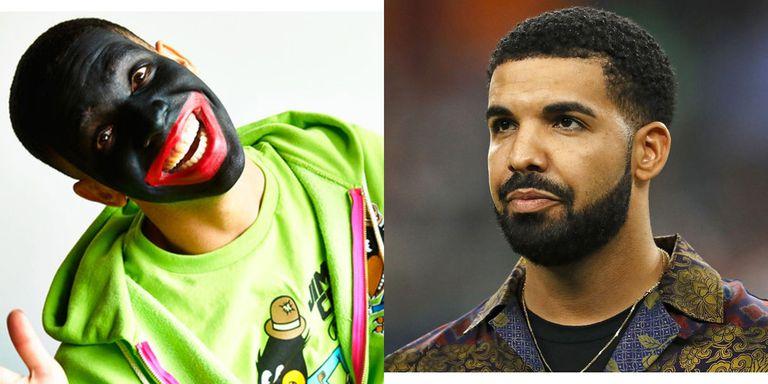 "Drake Explains The 'Blackface Photo' From Pusha-T's ""Story of Adidon"""