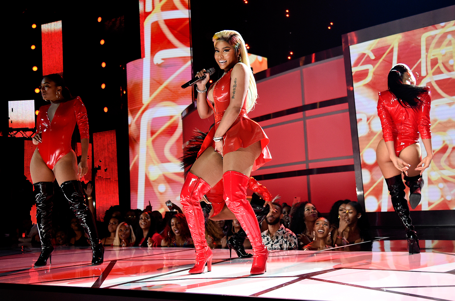 Nicki Minaj's BET Awards Performance Was One to Remember