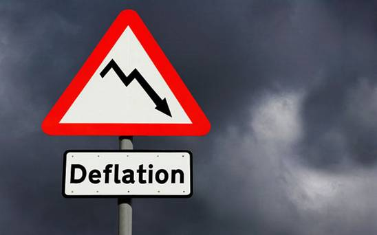 Deflation- What is it?