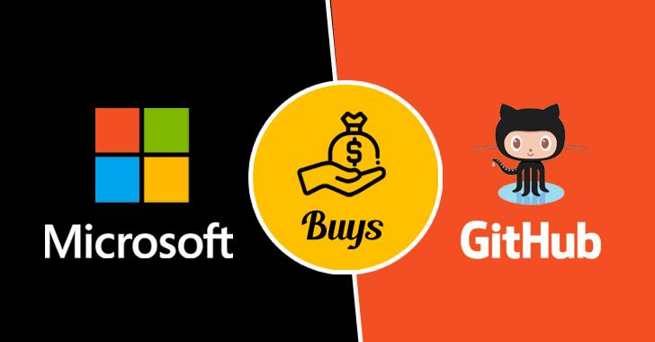 Microsoft Acquires Github for $7.5 Billion
