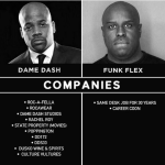 """Dame Dash Calls Funk Flex A """"Career Coon"""" and Compares Facts"""