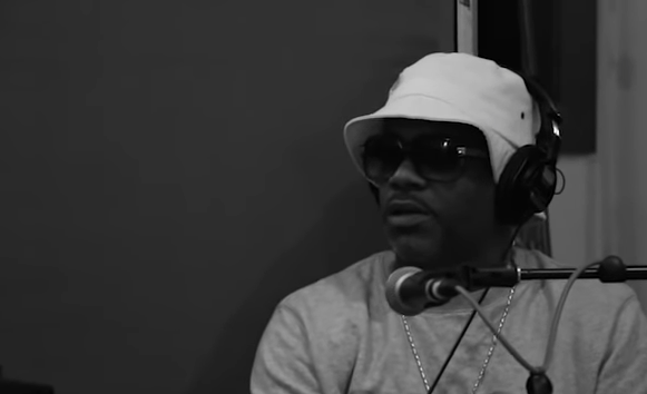 "Dame Dash Talks About His 'Funk Master Flex"" Experiences"