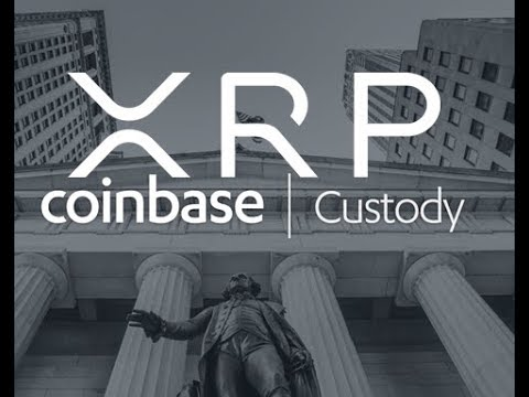US Authorities Approves XRP for Coinbase Trust Custody Services