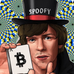Spoof Trading Cryptocurrency