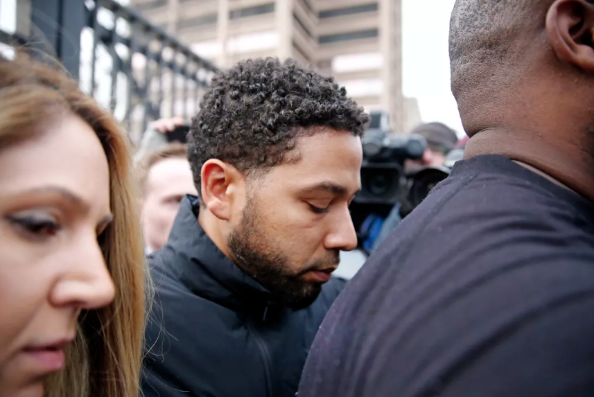Jussie Smollett indicted on 16 felony counts for allegedly making false reports