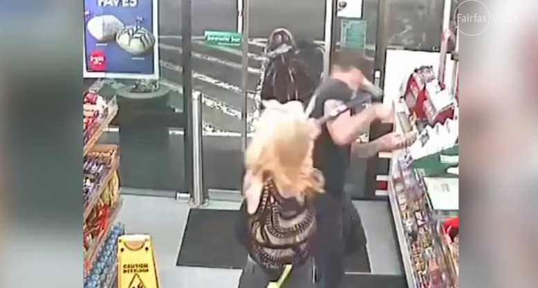 Sydney Axe Attacks- Woman Jailed for Wounding 7-Eleven Customers