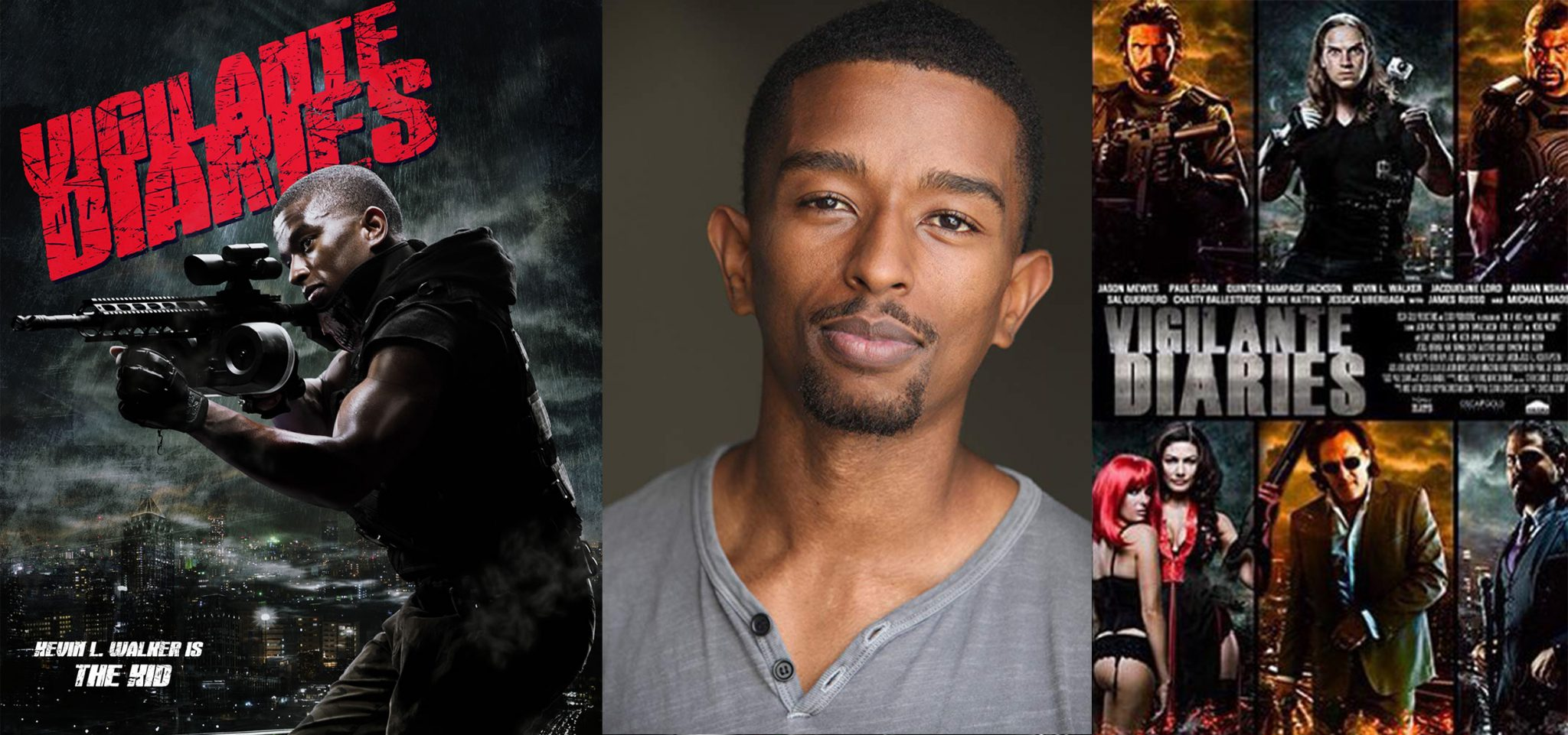 Vigilante Diaries Star Kevin L. Walker is Awarded $257,000 in Federal Court for Anchor Bay Film
