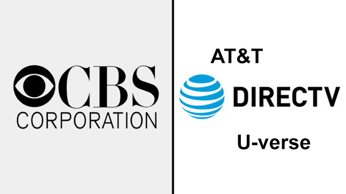 CBS Stations Disappear From DirecTV, U-Verse In AT&T Contract Dispute culture issue