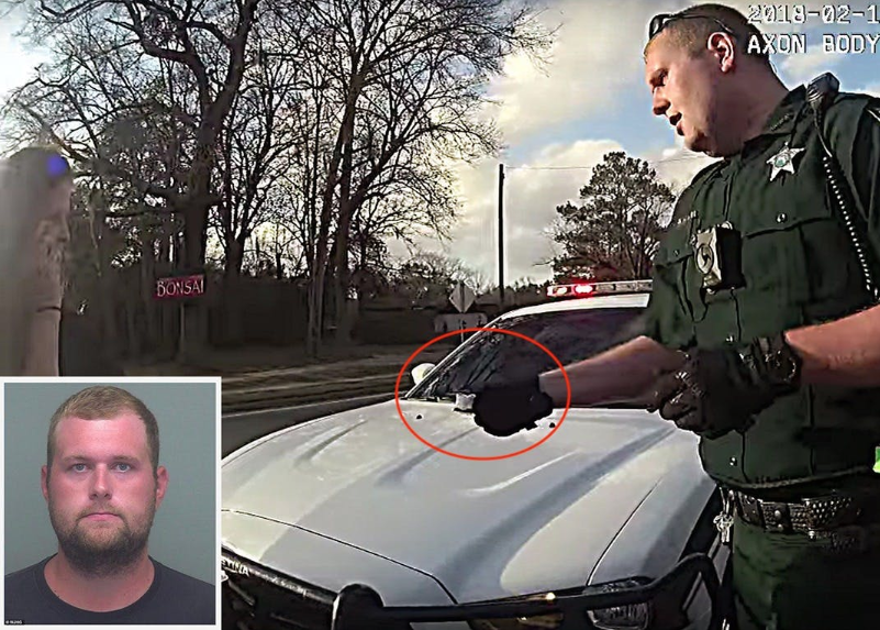 Florida Deputy Sherriff Arrested for Deliberately:illegally Planting Drugs on Dozens of People