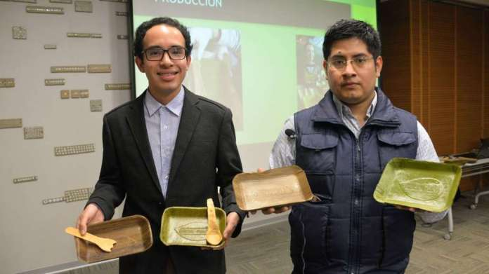 Peruvian Entrepreneurs Launch Banana Leaf Plates that are Biodegradable