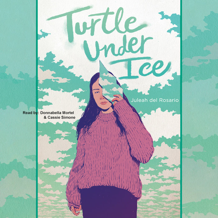 Donnabella Mortel Narrates Teen SuspenseMystery Turtle under Ice