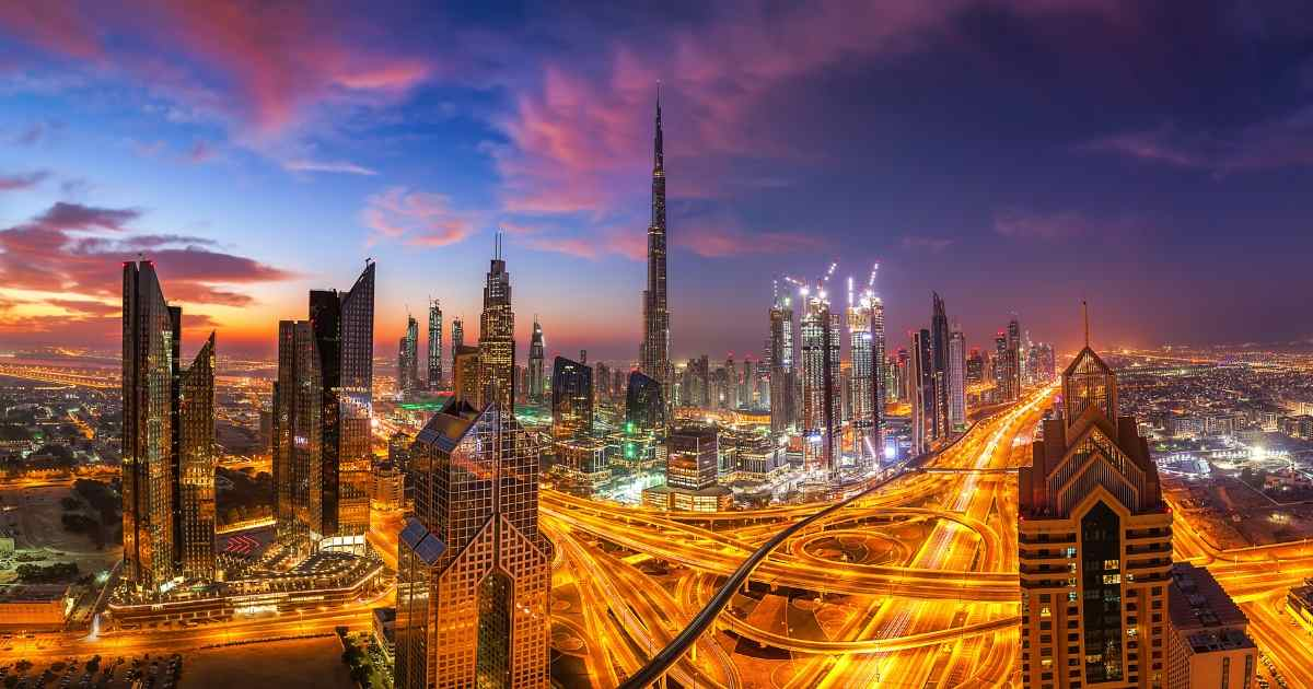 Dubai's Tax-free Crypto Valley Coming
