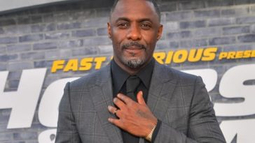 Actor Idris Elba tests positive for Coronavirus Showing No Symptoms
