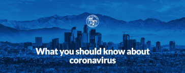 Whats Essential and NOT in Los Angeles What you should know about Coronavirus COVID19