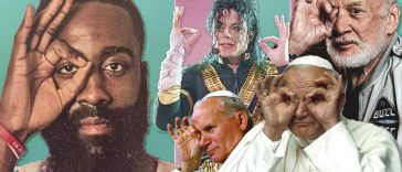 Breaking Down The Occult Meaning Of 'The Divine King' Secret Cult Or The 666 Hand Sign