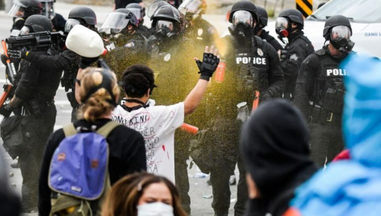 Police Nationwide Use Excessive Force, Abuse the elderly, Reporters, and More
