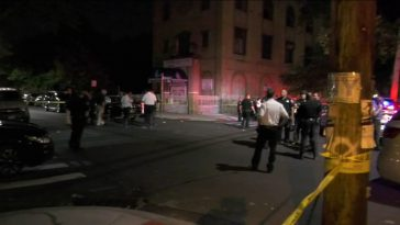 Woman and 3 Others Shot in Brooklyn, NY